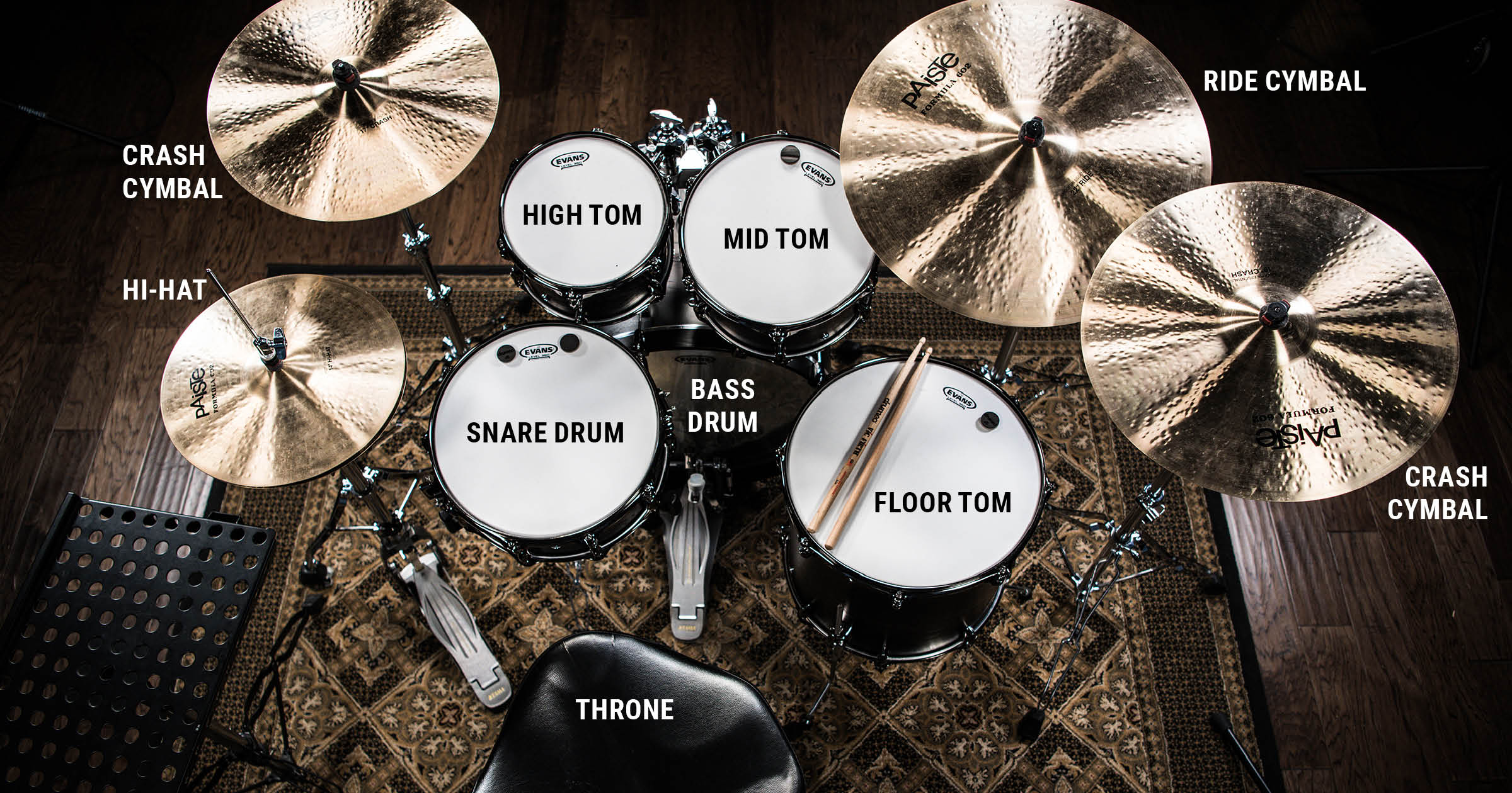 Samantha Landa - How To Play Drums: The Ultimate Resource ...