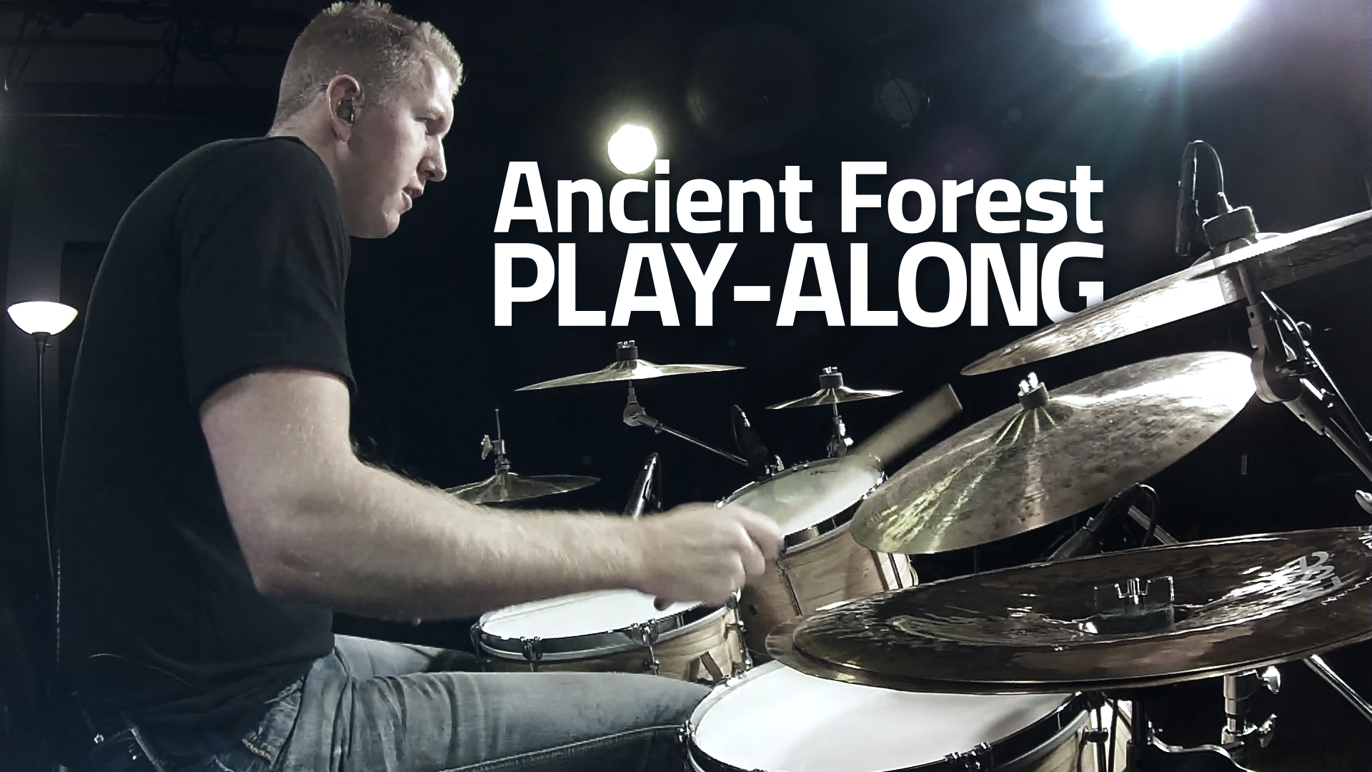 Jared Falk - Ancient Forest Drum Play-Along (free download)