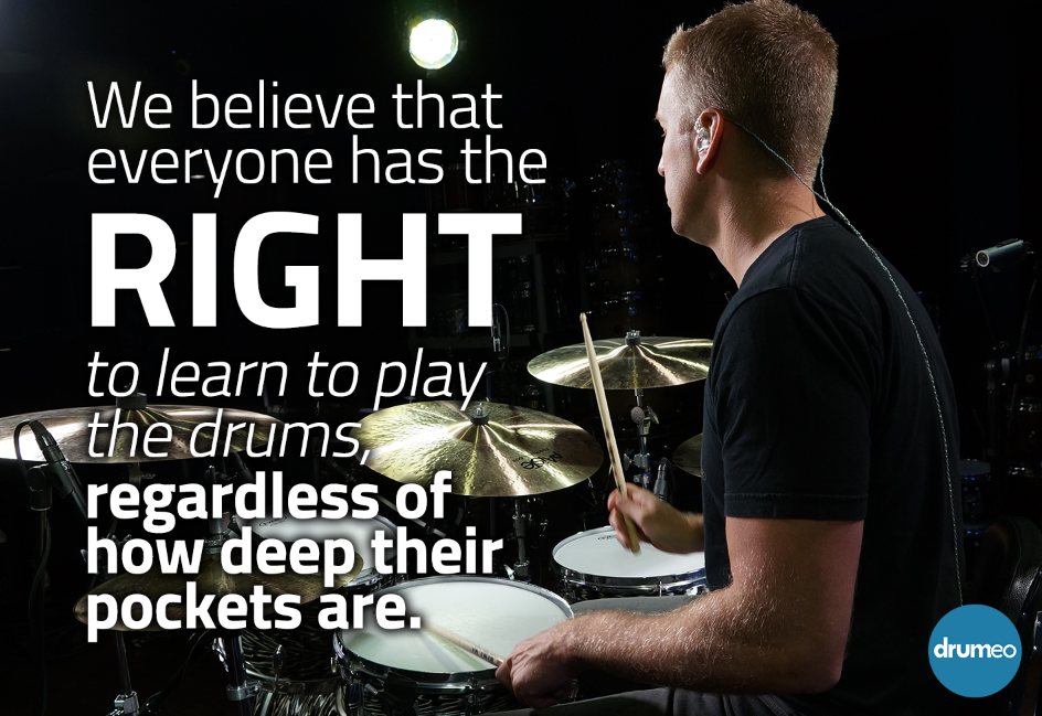 » Beginner Drum Lessons - Learn How To Play Drums