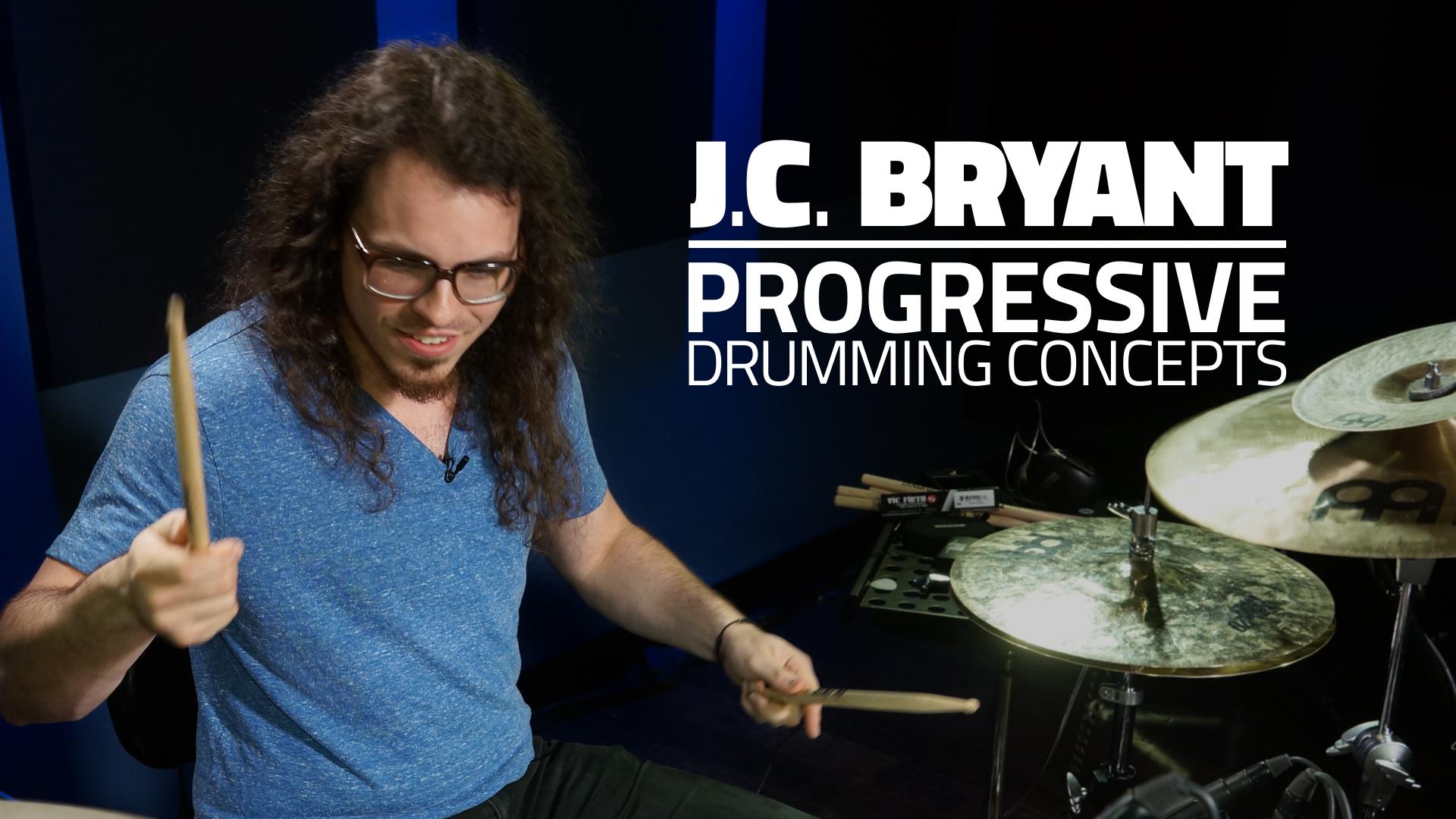 Progressive Drumming Concepts
