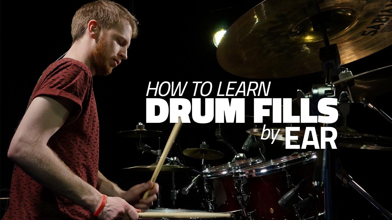 5 Easy Drum Fills For Beginners | DrumsTheWord - Online ...