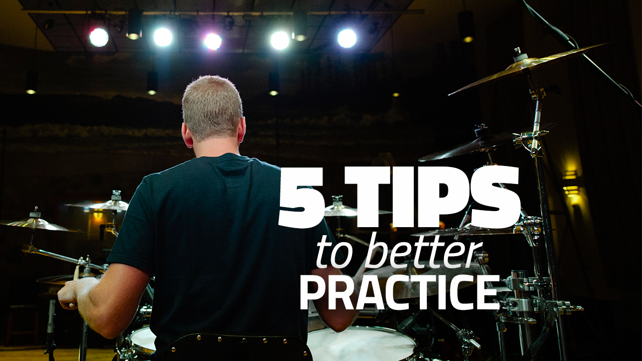 Jared Falk - These 5 Tips Will Change The Way You Practice Drums