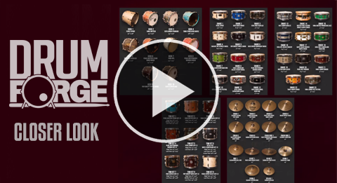 Inside Drumforge A Closer Look Video