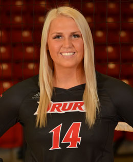 Drury Athletics - Regan Dennis - 2019 Volleyball - Drury