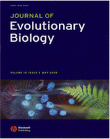 Journal of Evolutionary Biology