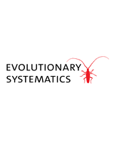 Evolutionary Systematics cover