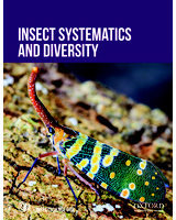Insect Systematics and Diversity cover