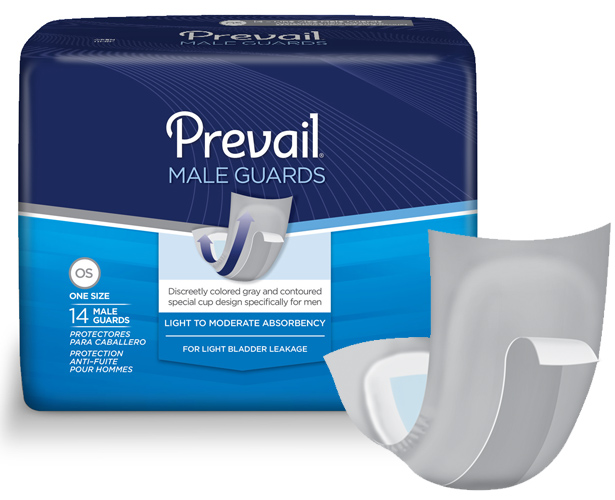 Prevail Guards For Men Drydepot