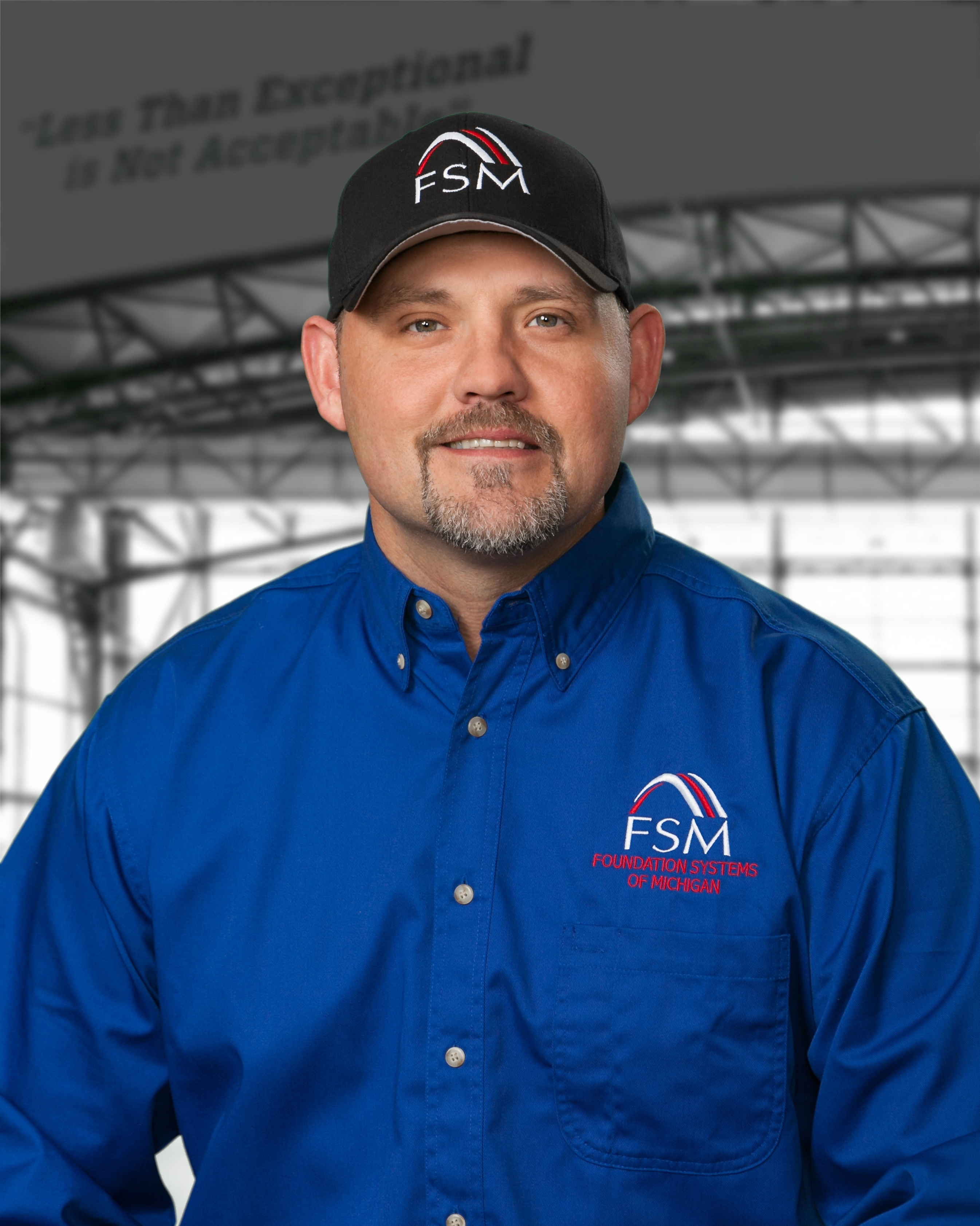 FSM Josh Stith Assistant Inspections Manager