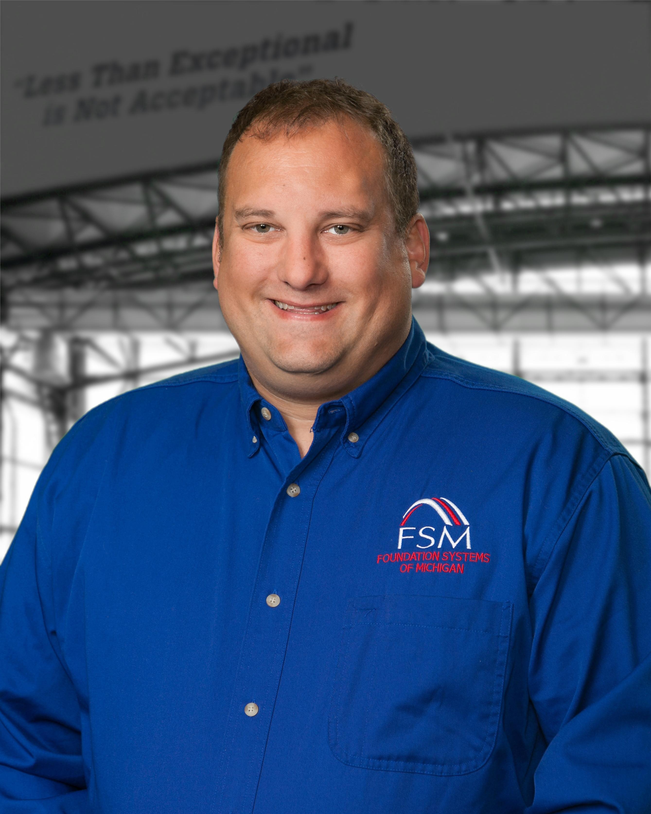 FSM Mike Letvin Service Coordinator