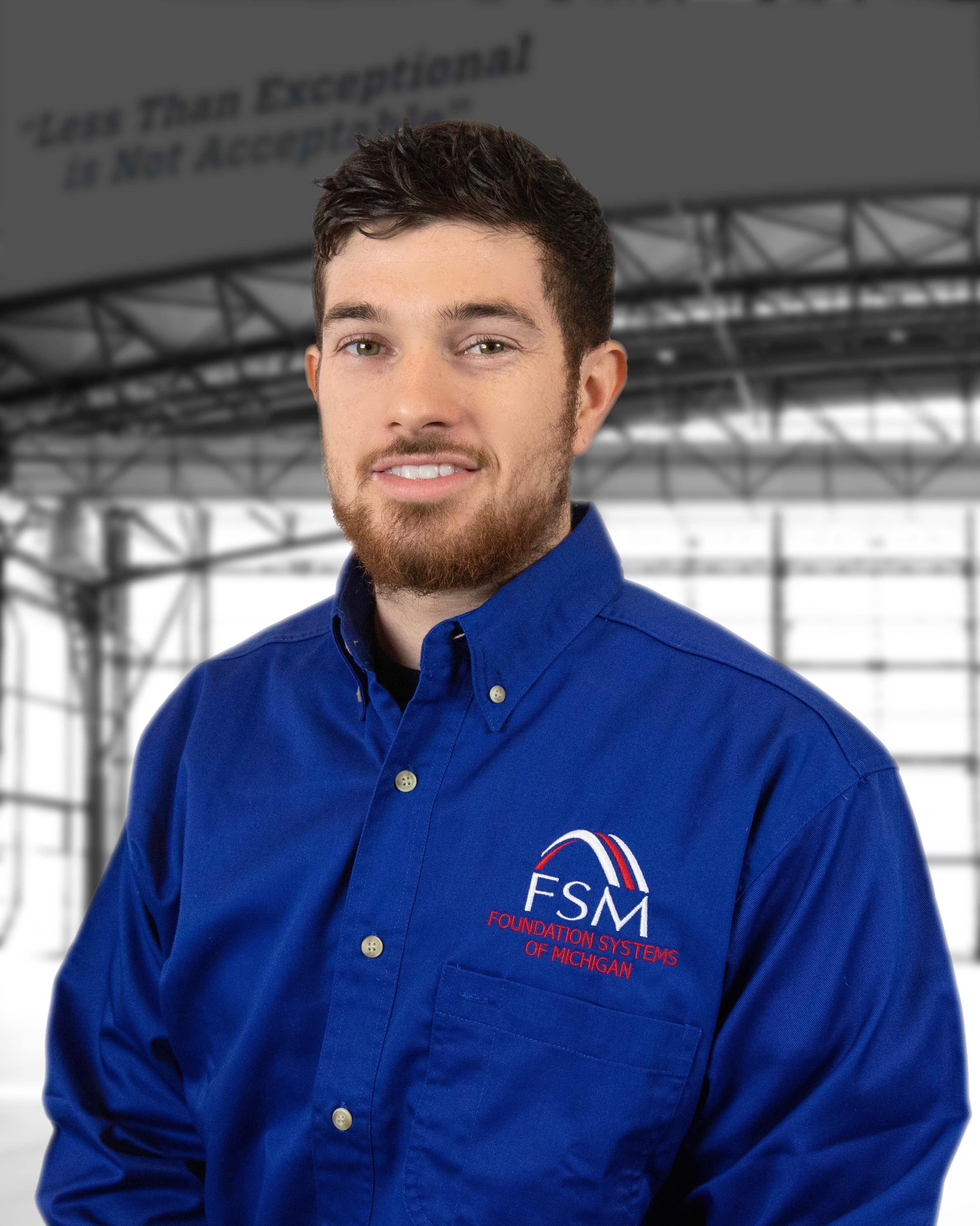 FSM Joseph Gariepy Service Technician