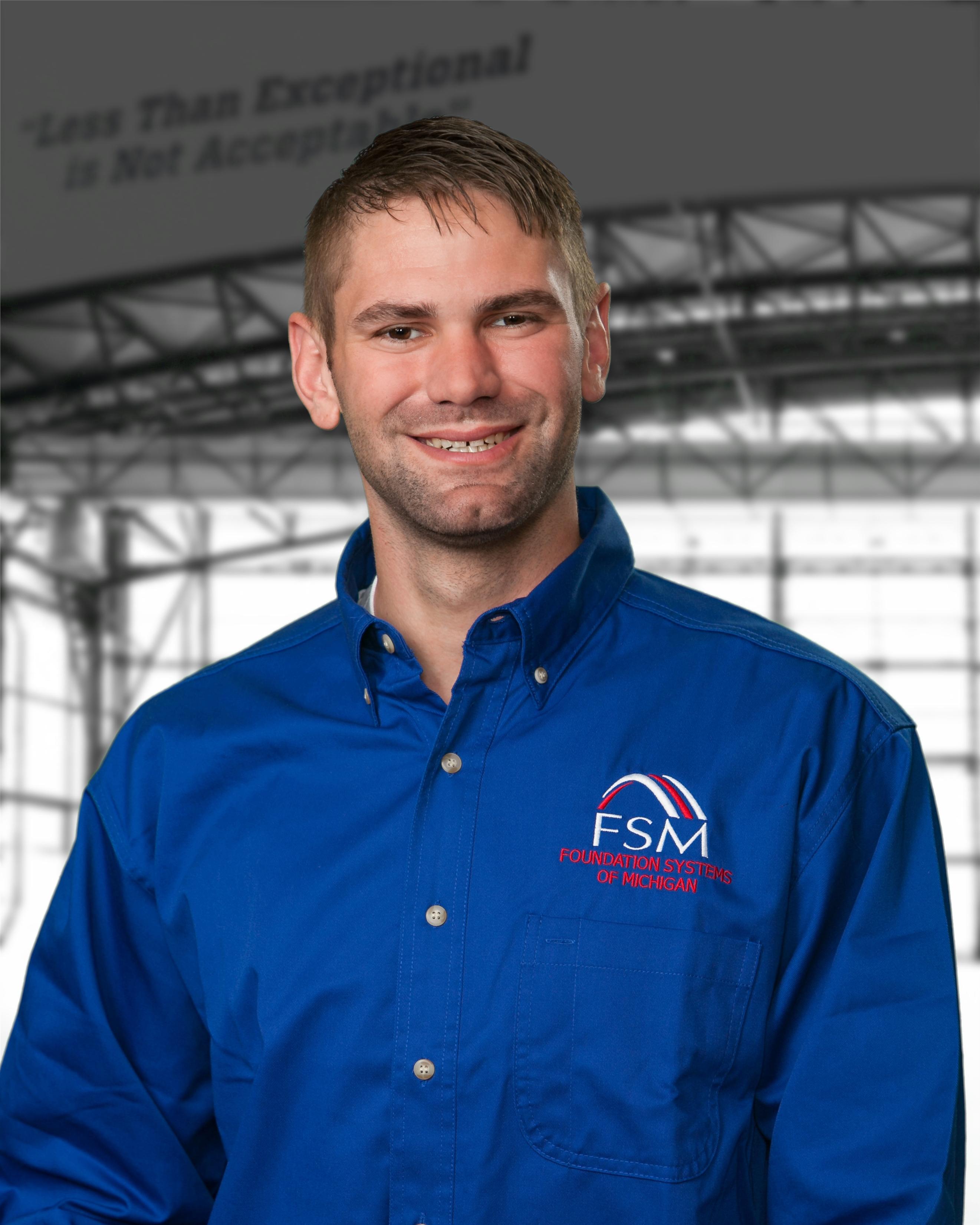 FSM Justin Keway Service Technician