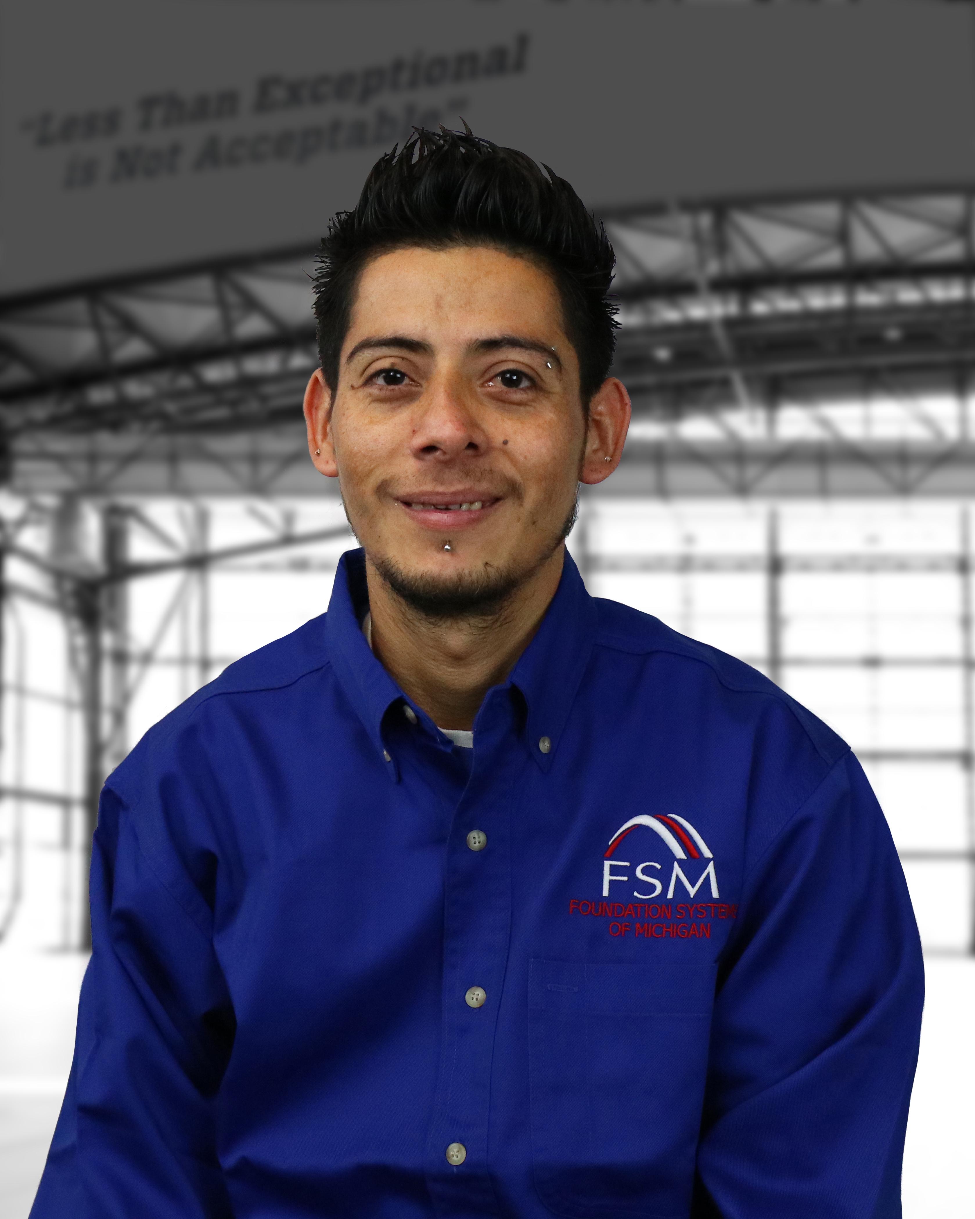FSM Josue Ramos Foreman