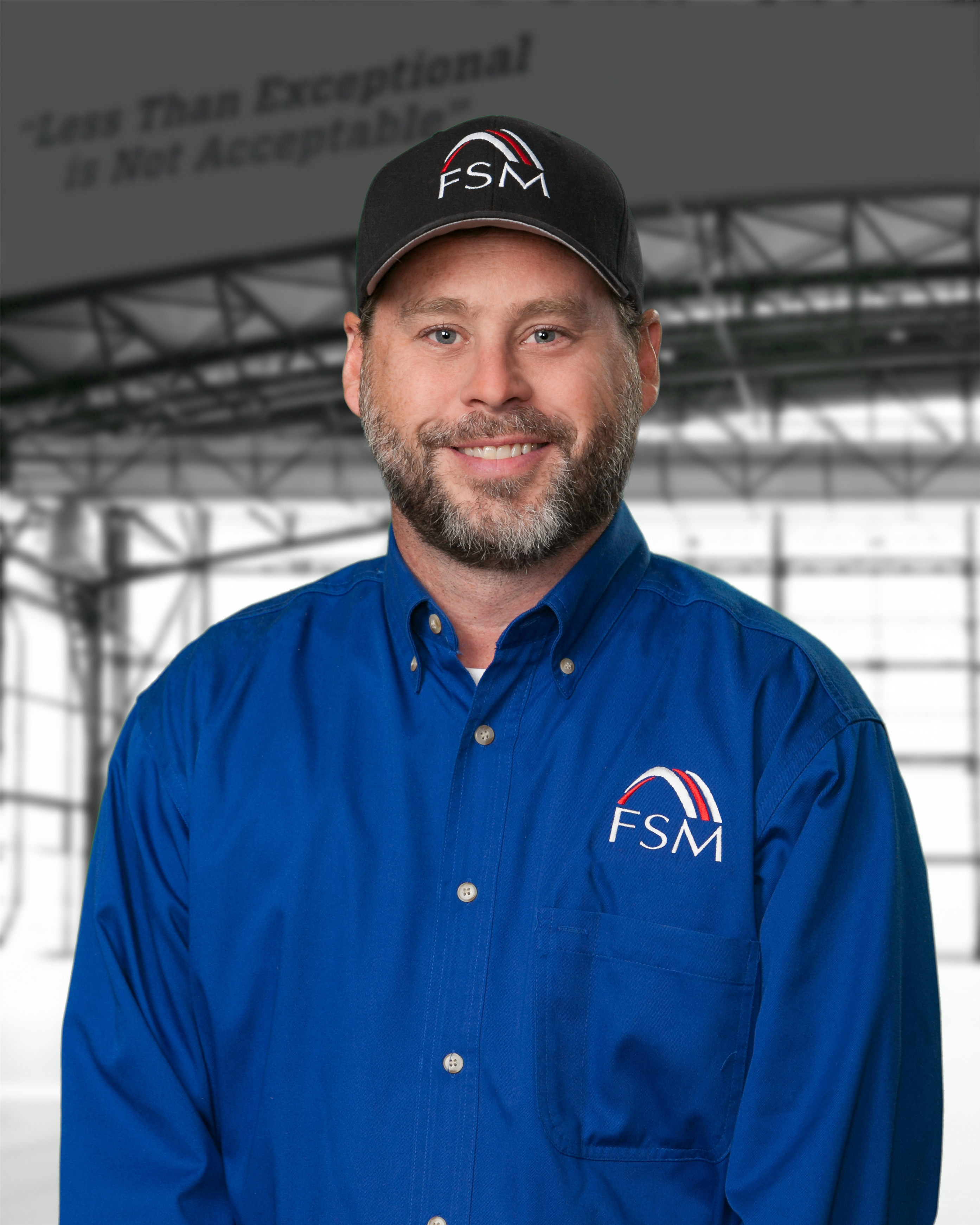 FSM Dale King Assistant Inspections Manager
