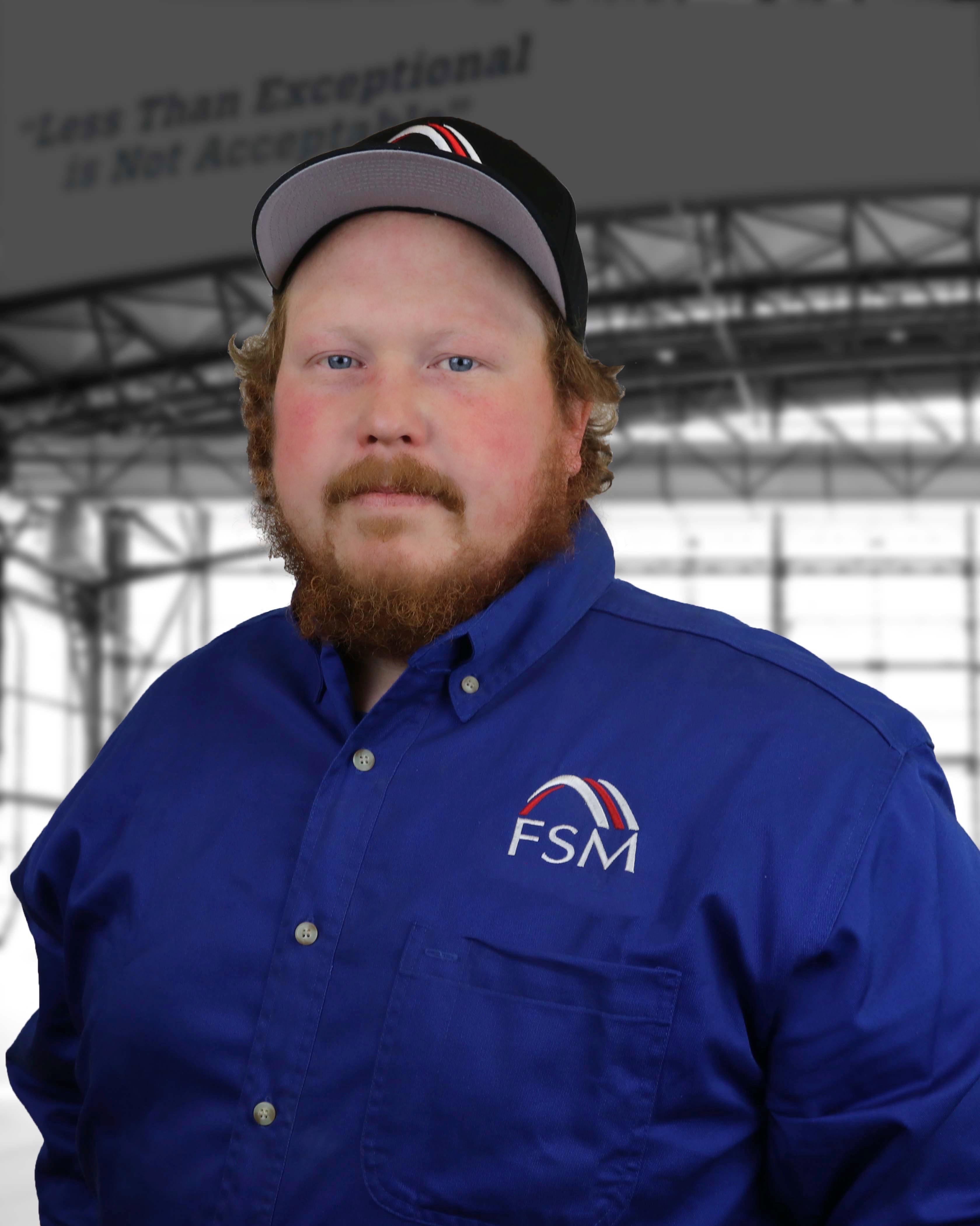 FSM Tyler Carver Foreman