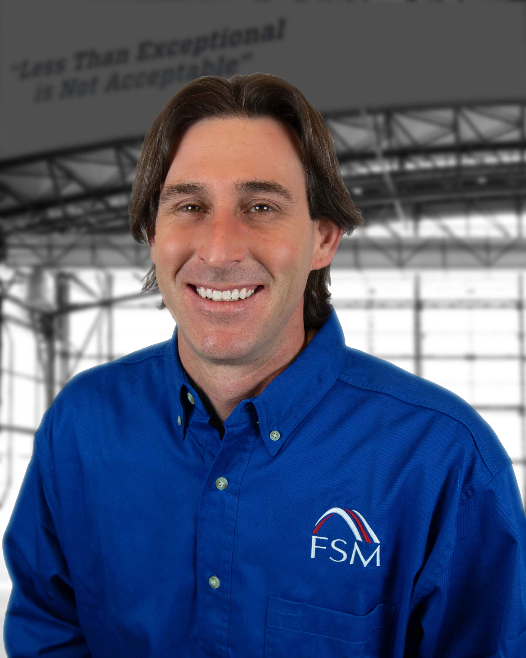 FSM Mike Carpenter II Master Electrician