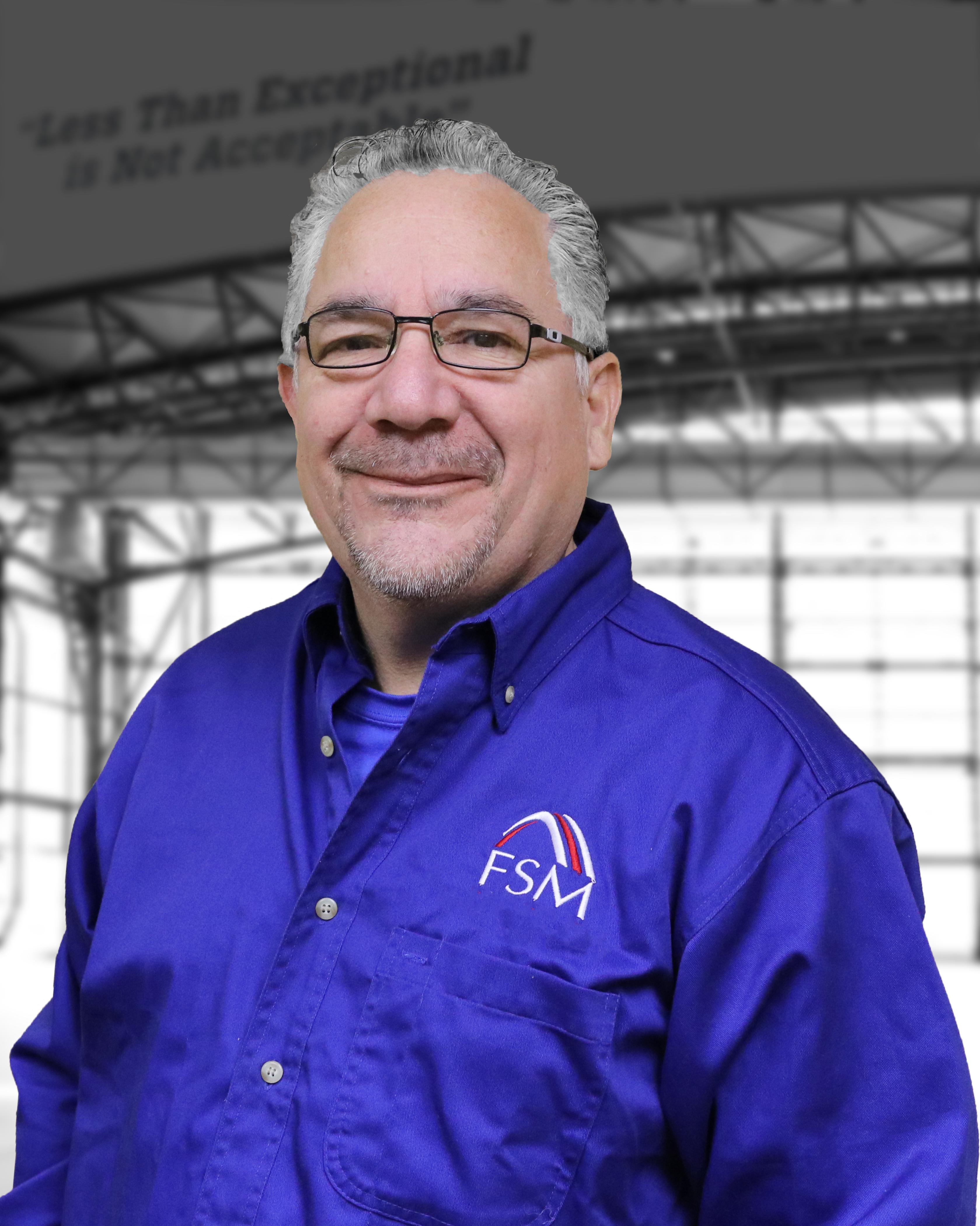 FSM Rick Ybarra Inspector