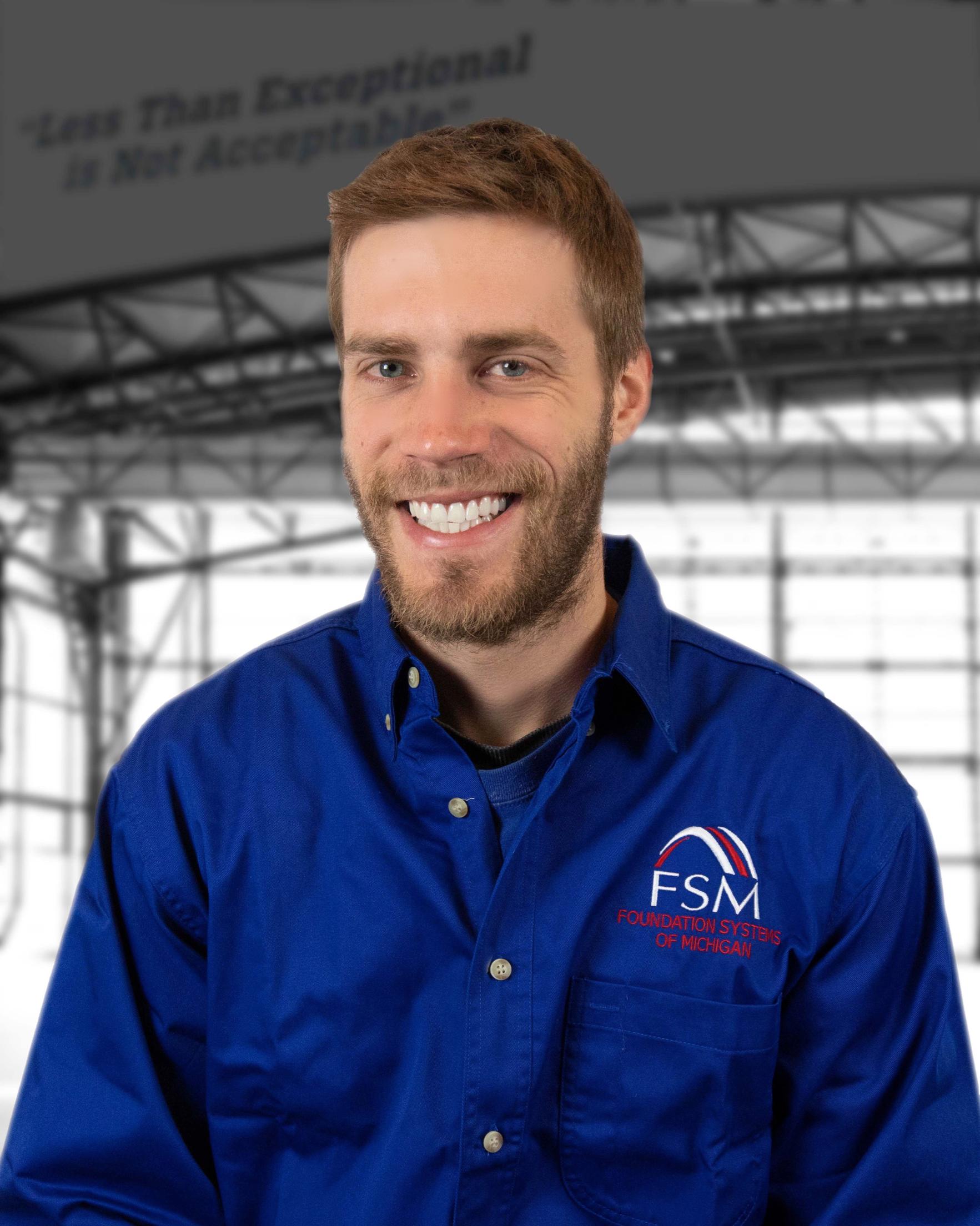 FSM Brad Farthing Service Technician