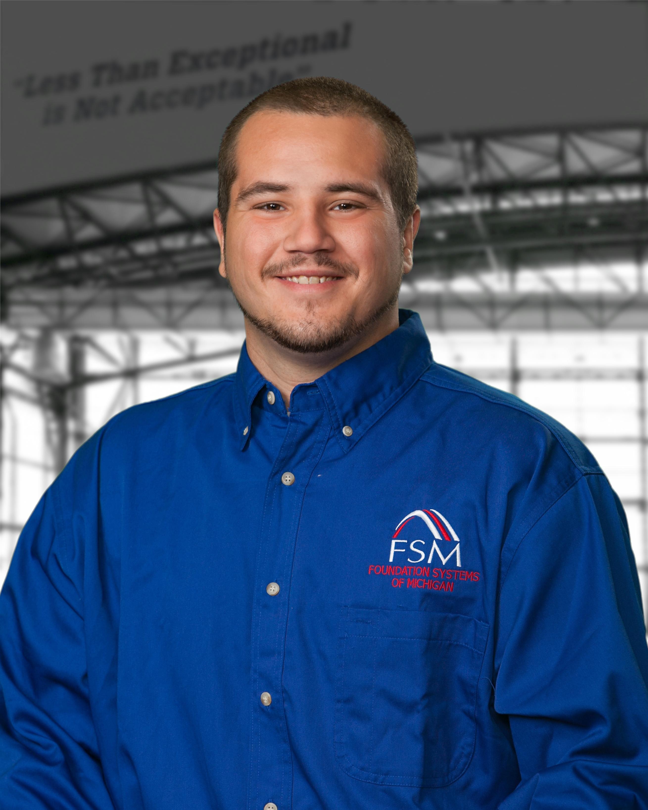 FSM Alex Hood Foreman