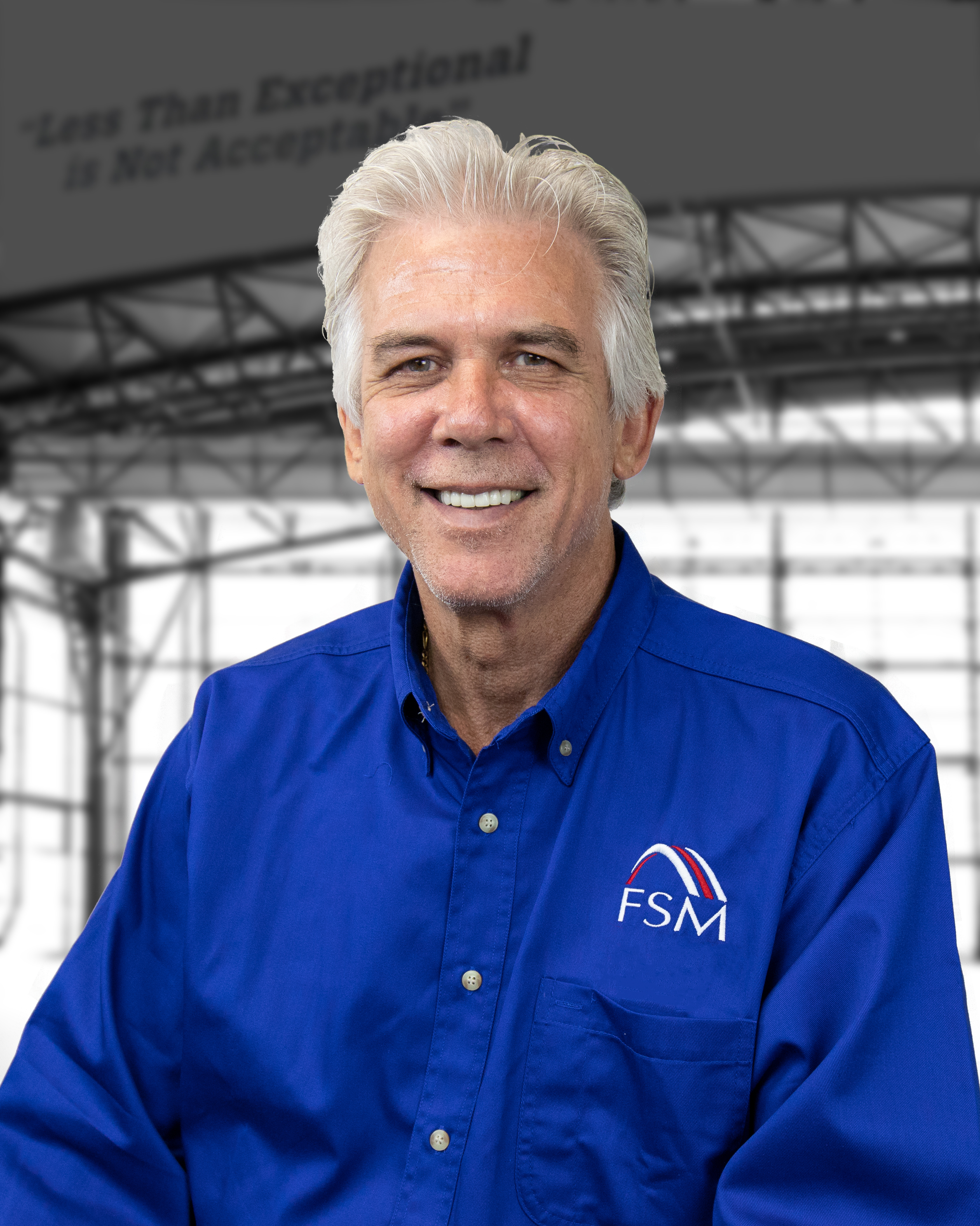 FSM Ken Woody Service Manager