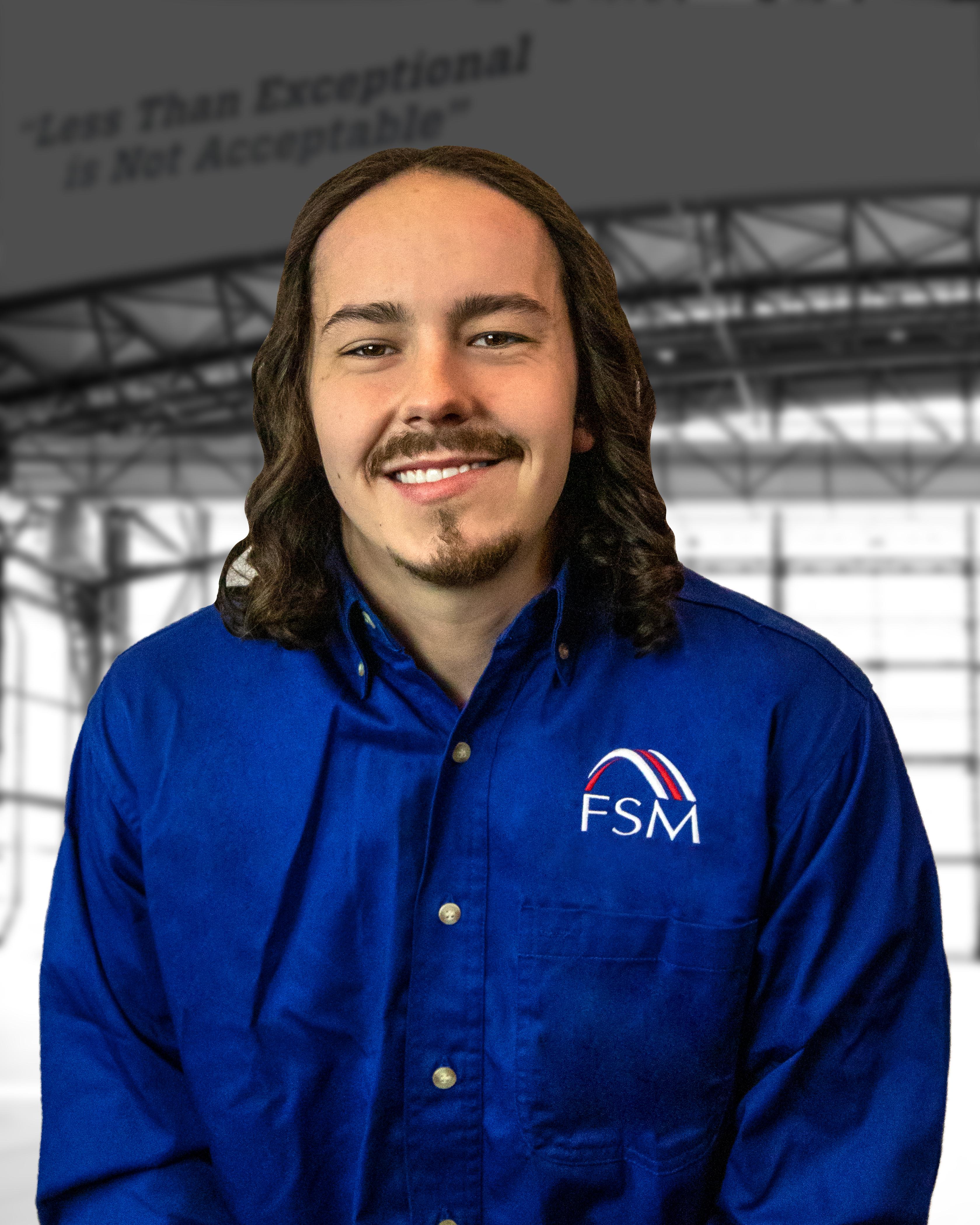 FSM Brendan Gubbini Foreman