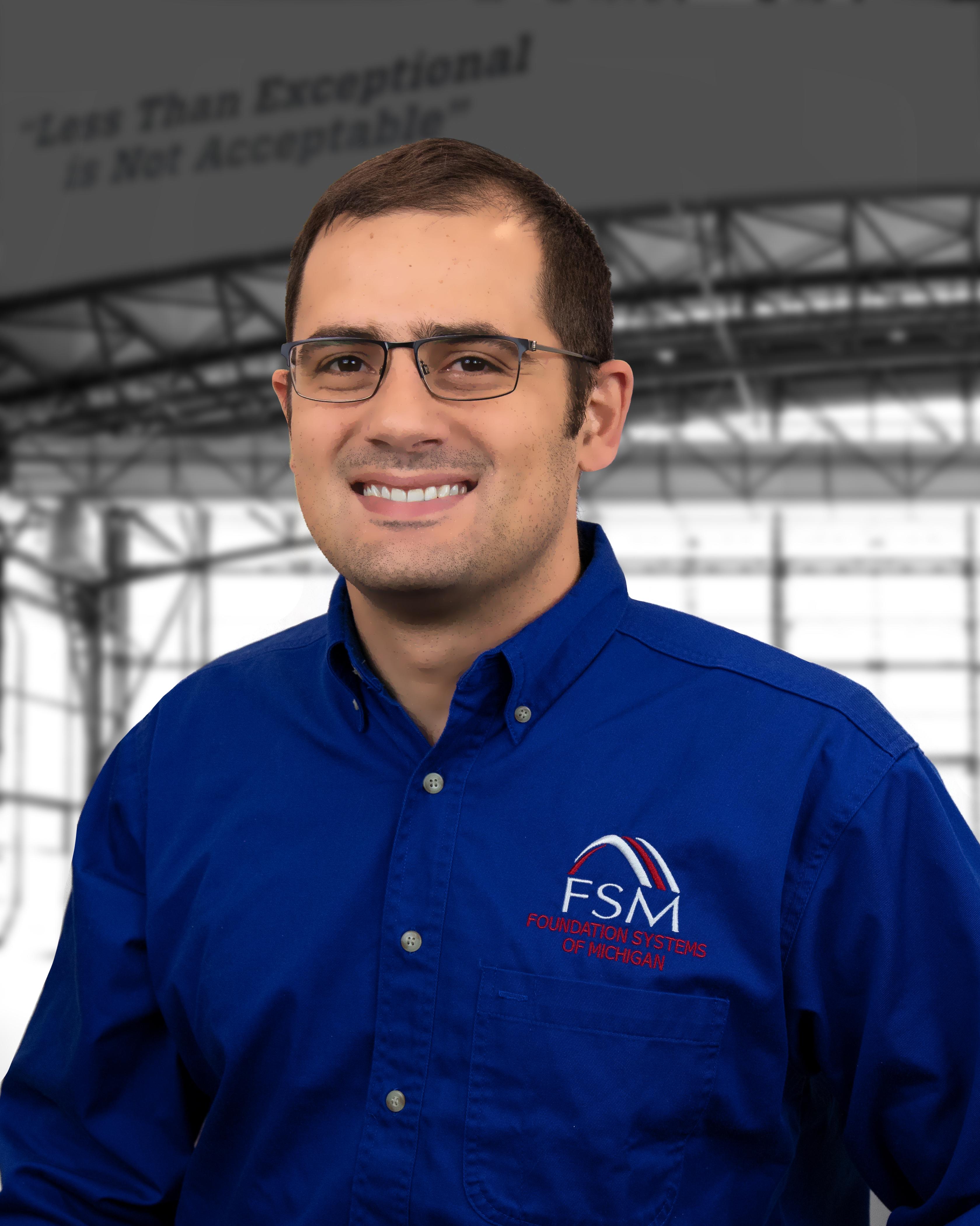 FSM Michael Dagher, P.E. GeoStructural Engineer