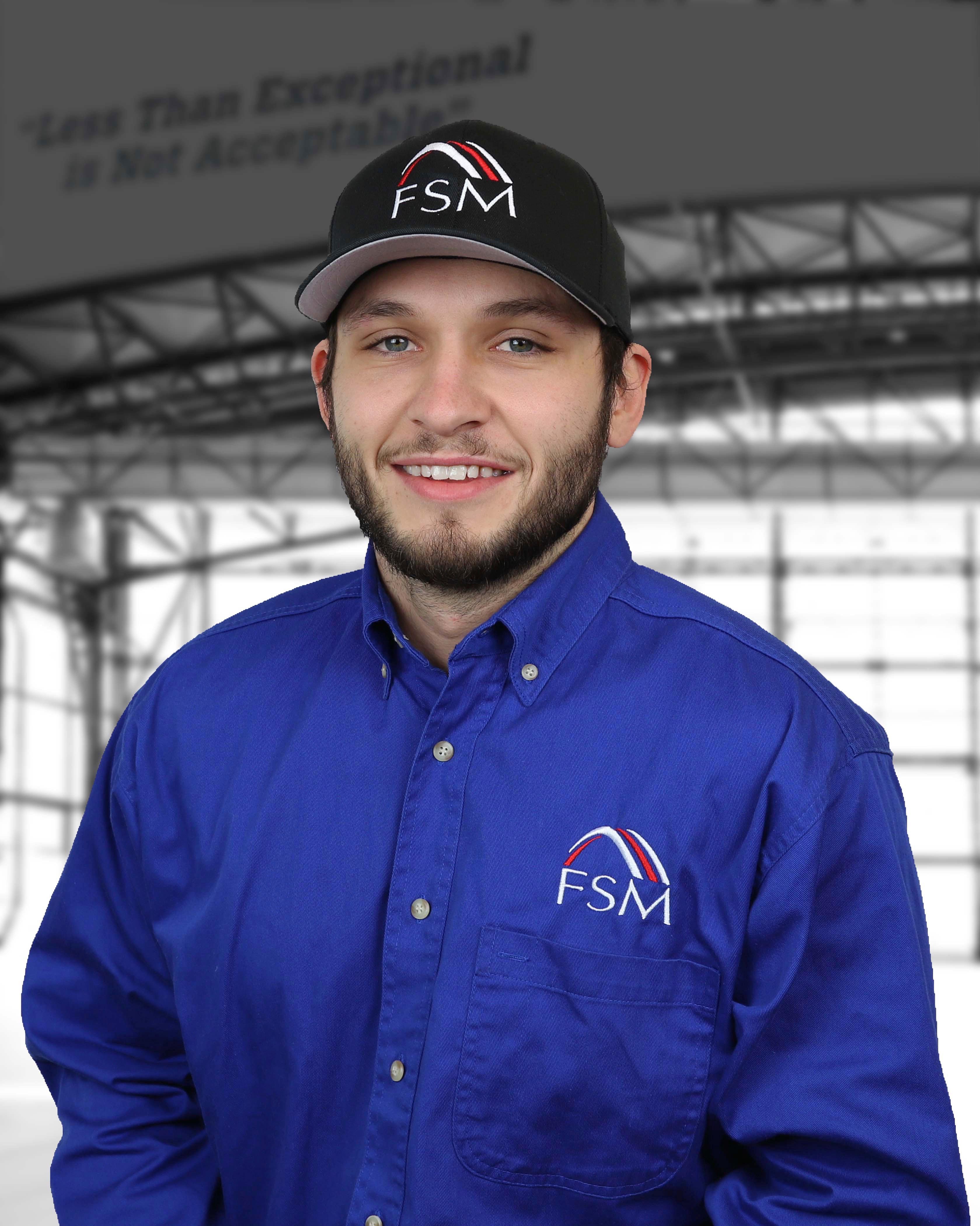 FSM Nate Fogle Electrical Apprentice