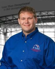 FSM Justin Brown Service Technician