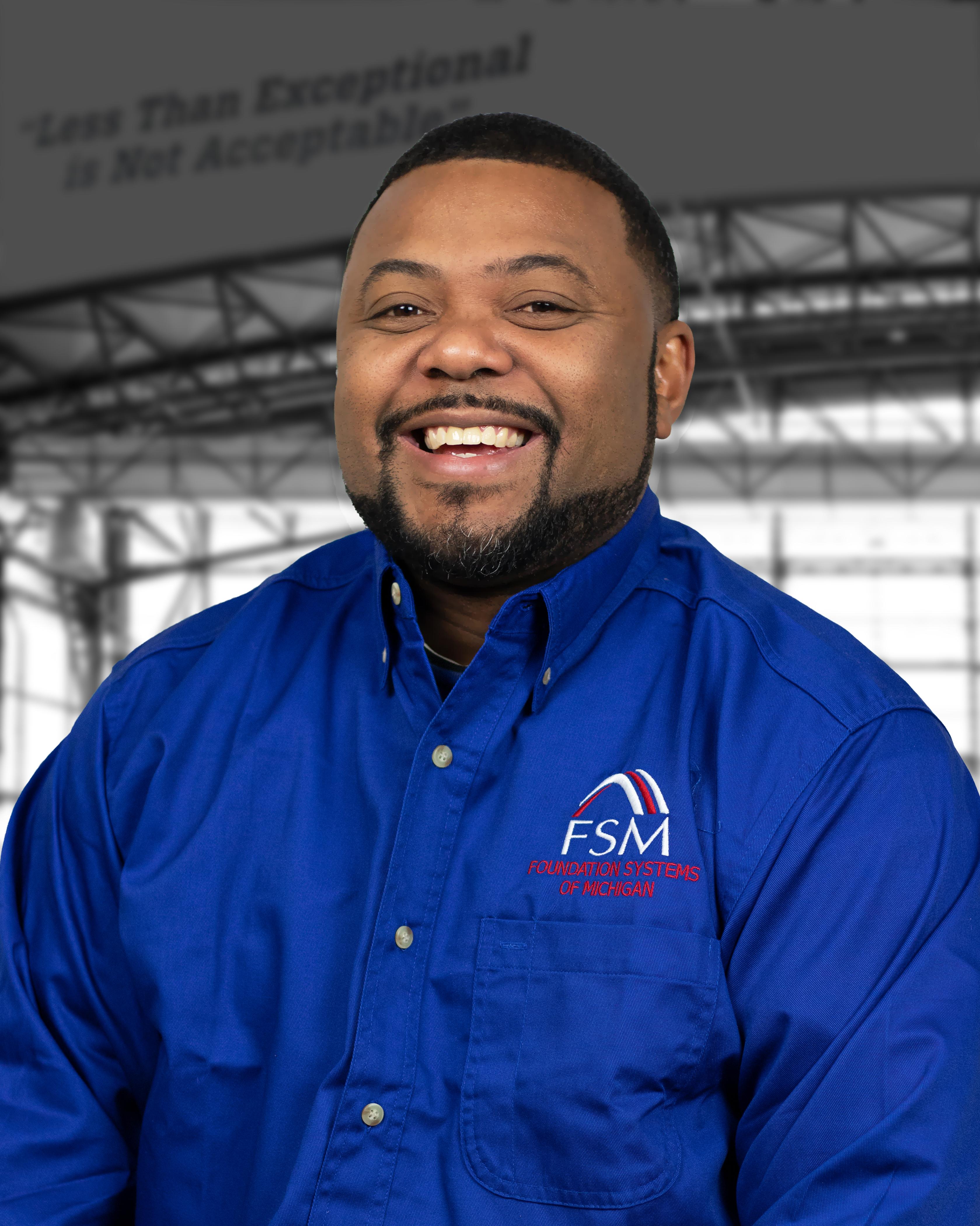FSM Gregory Matthews Warehouse Associate