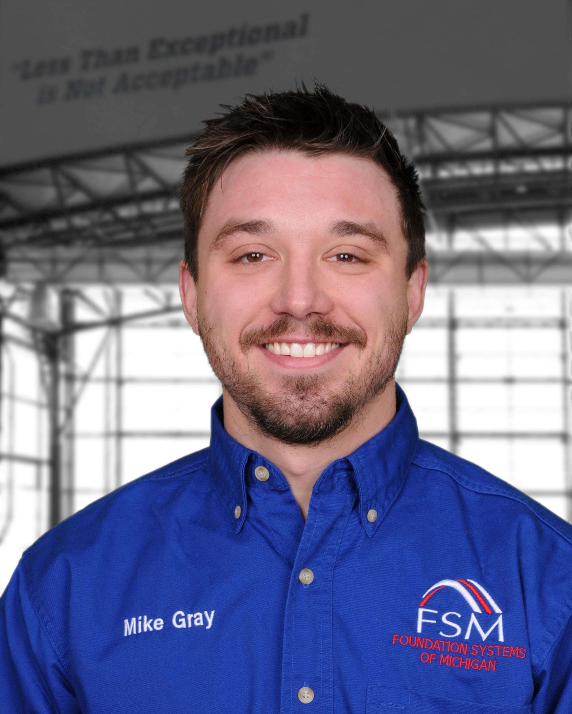 FSM Michael Gray Foreman