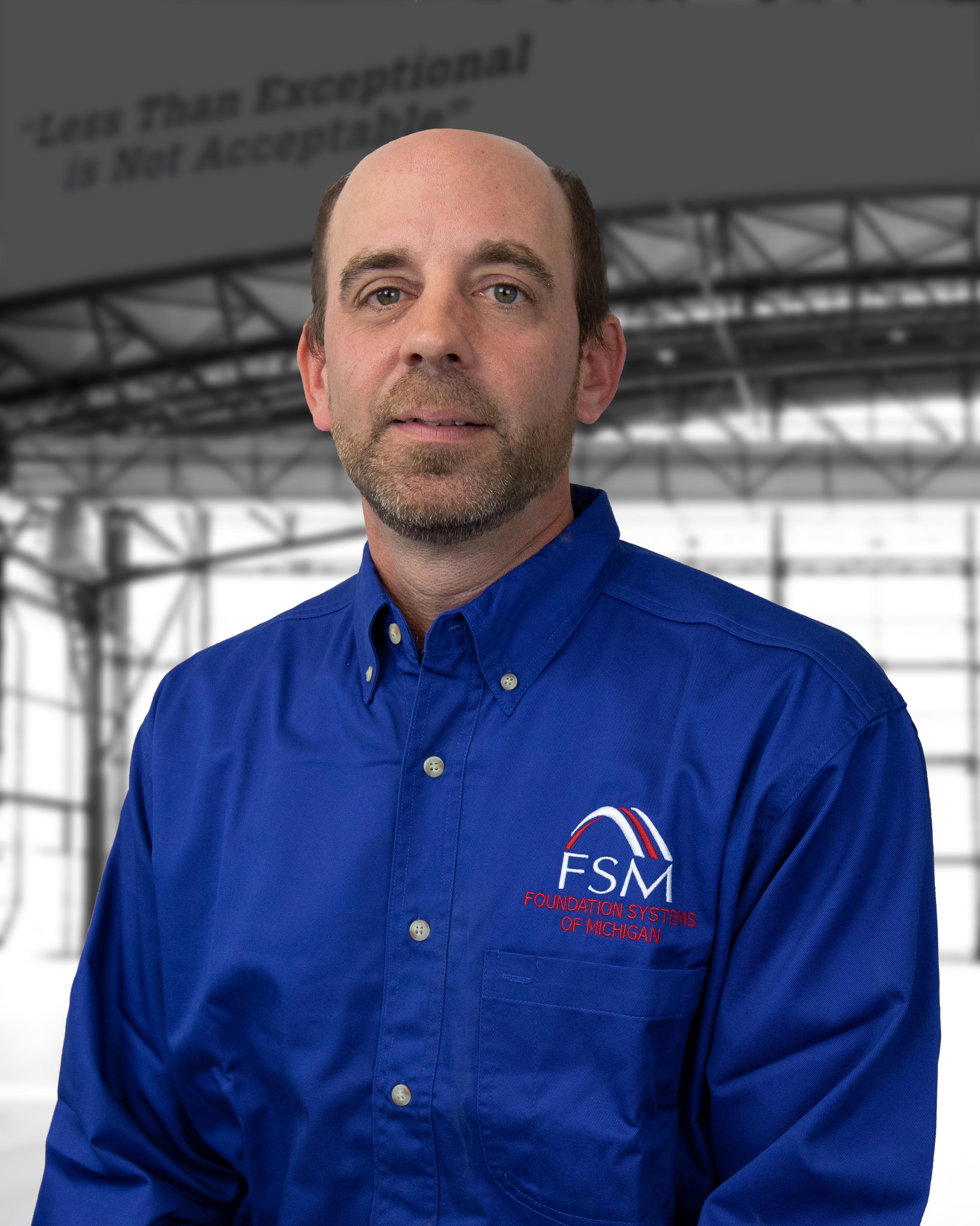 FSM Tod Calleja Foreman
