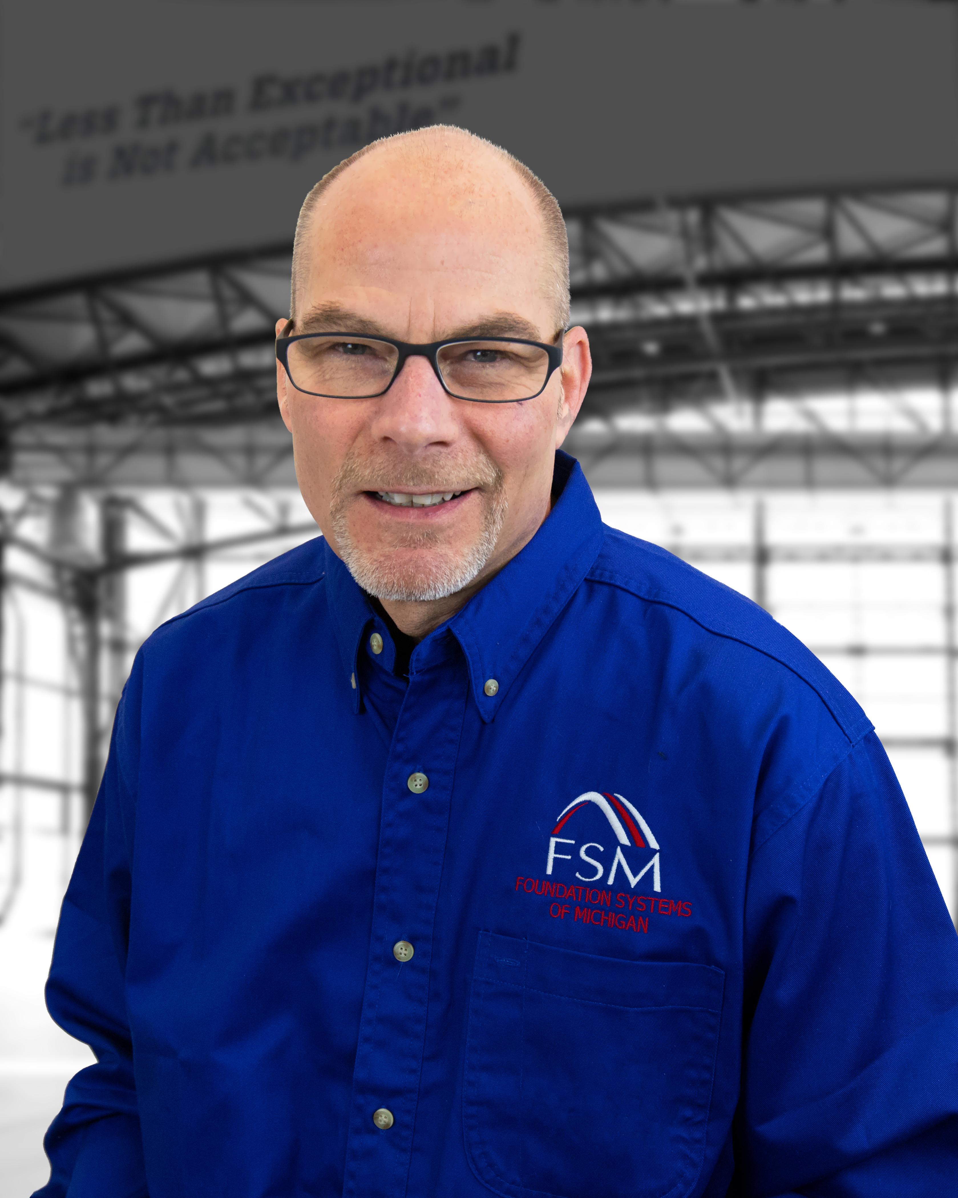 FSM Ken Schmenk Inspector