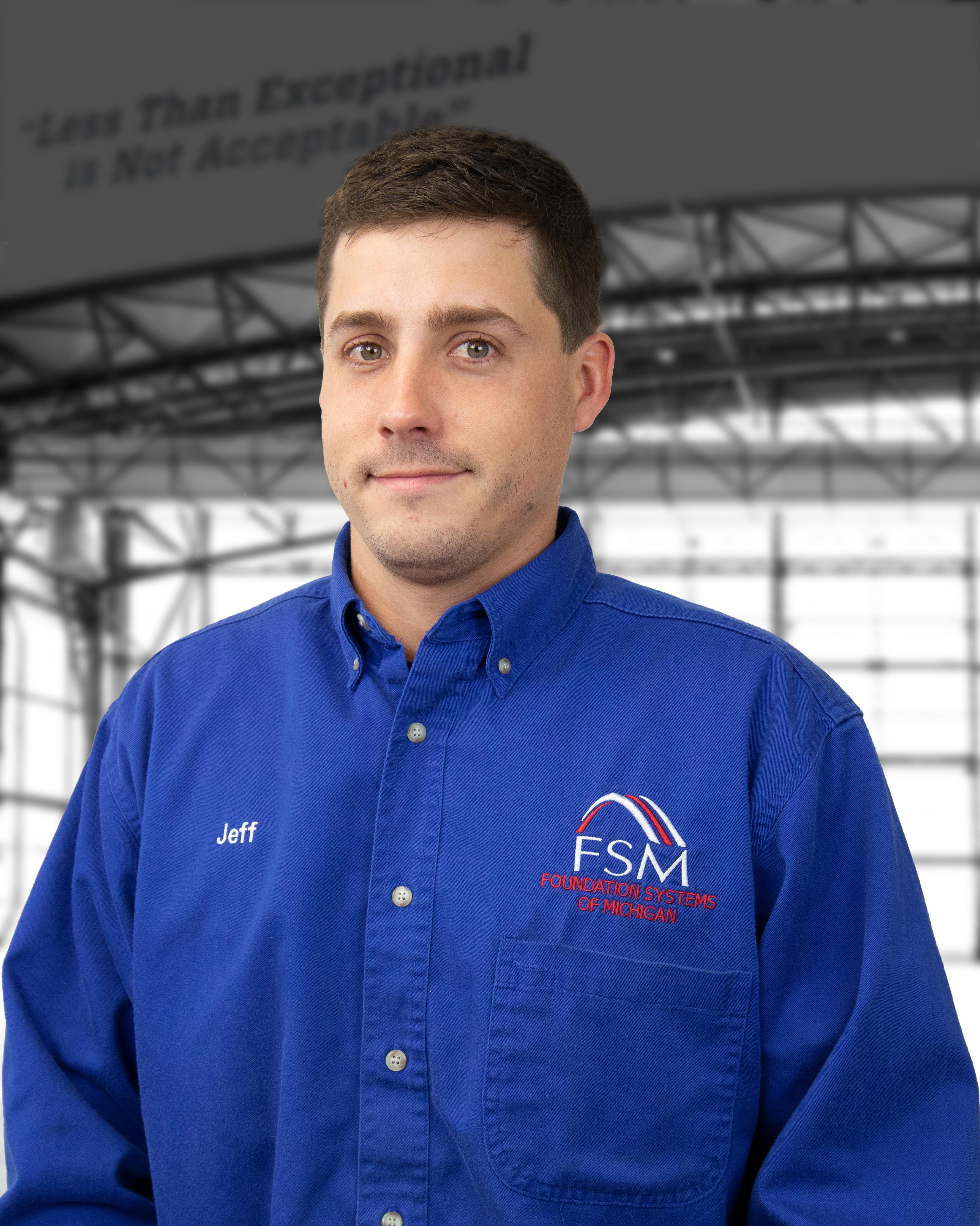 FSM Jeff Alderton Quality Supervisor