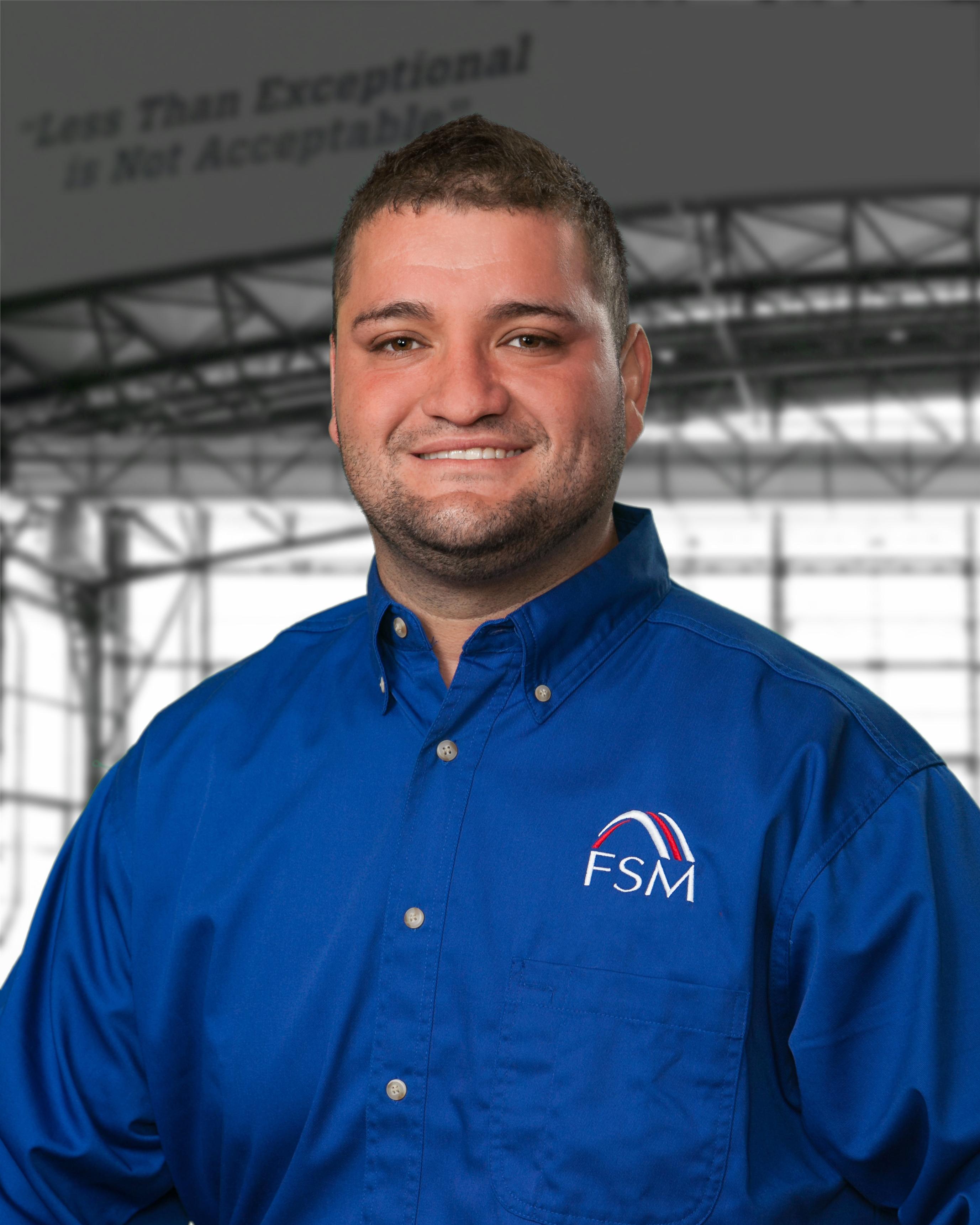 FSM Luis Serratos Foreman