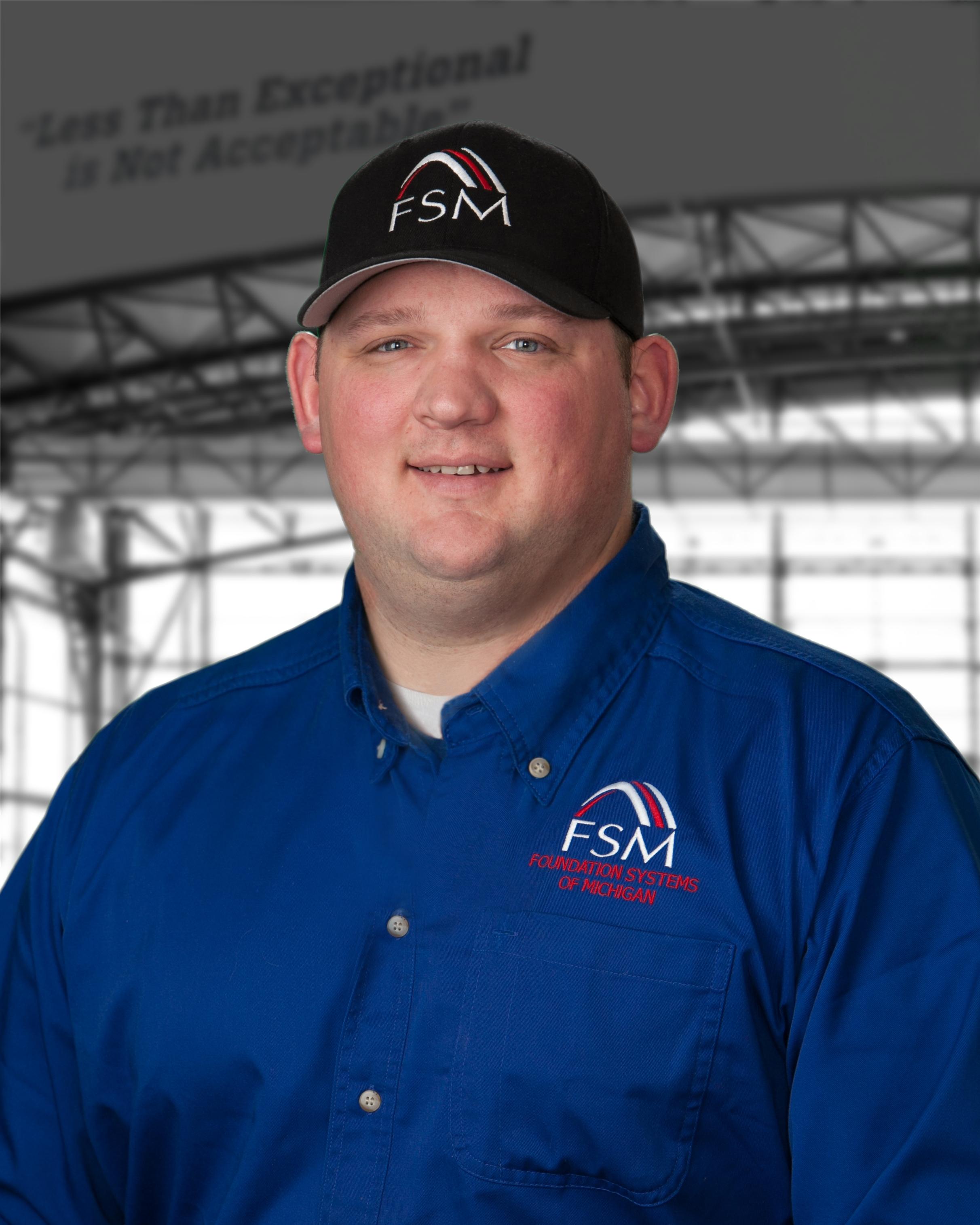 FSM Michael Vipond Installation Manager