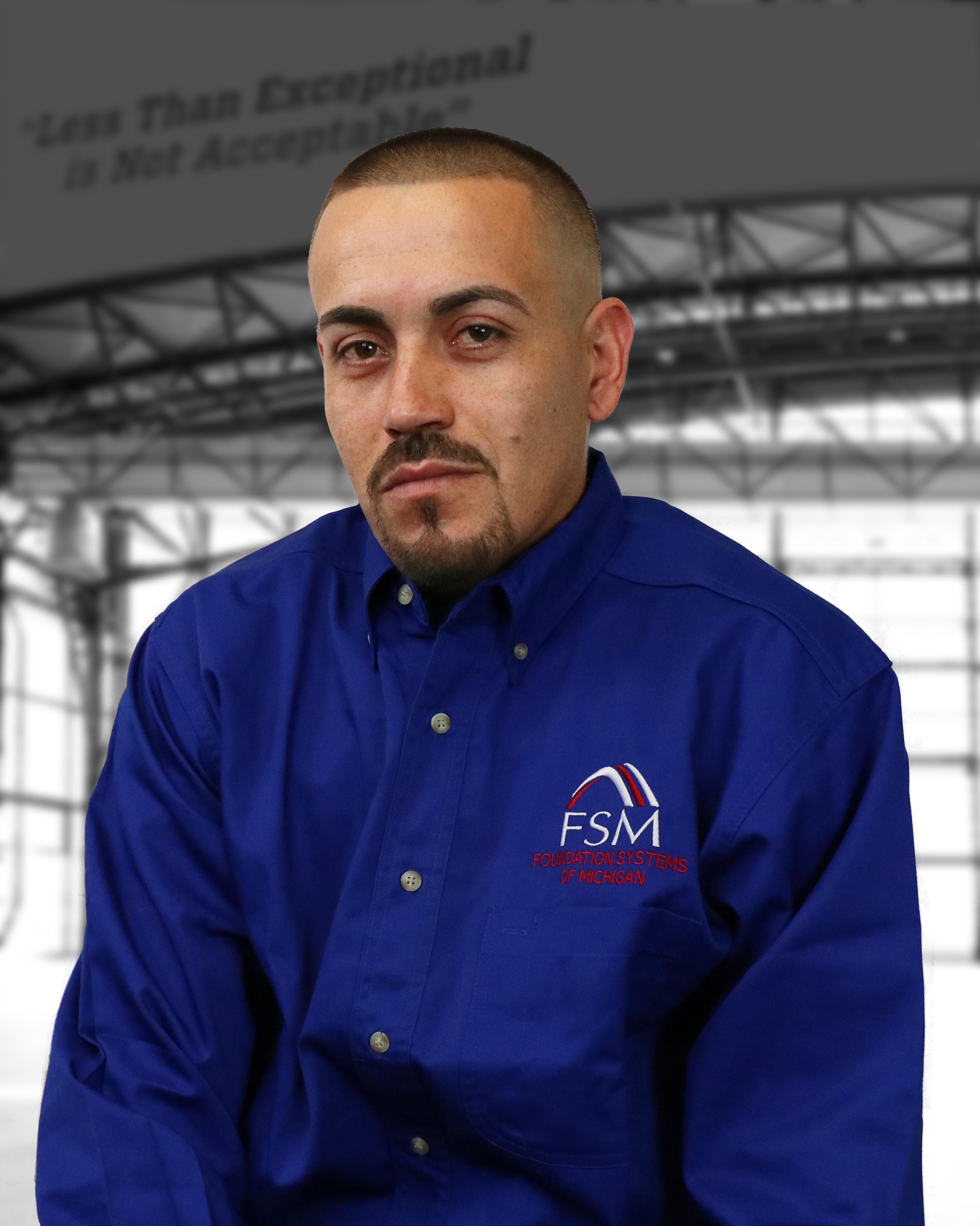 FSM Ricardo DeLatorre Foreman