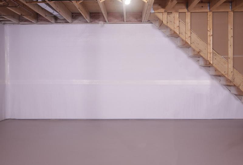 VaporLoc Elite® Basement Wall Vapor Barrier System