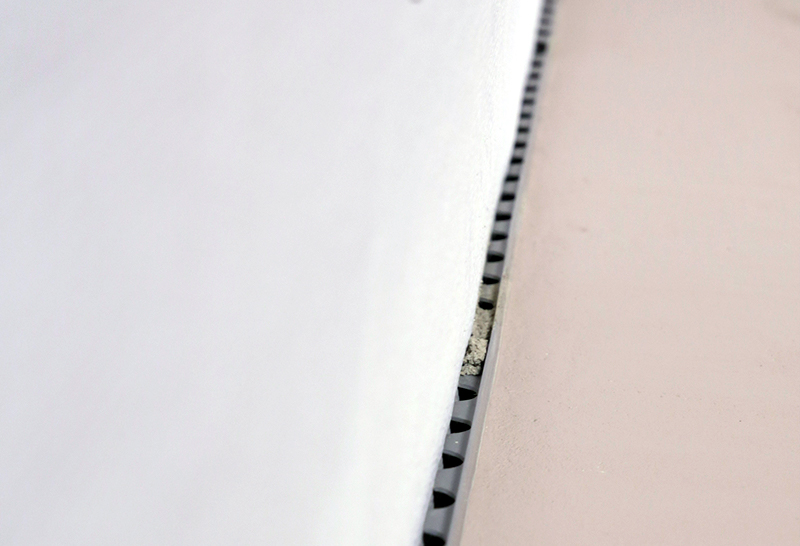 Thin Floor Drain System