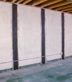 Foundation Wall Reinforcement in Michigan