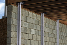 beam wall braces