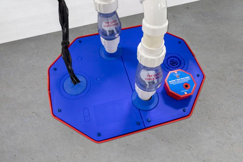 Pro Series Sump Pump System