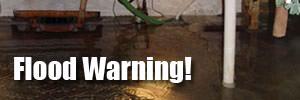 Flood Warning!