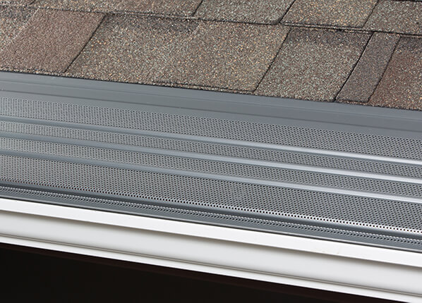 proloc platinum gutter protection system