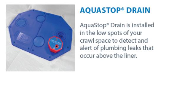 Aquastop Drain