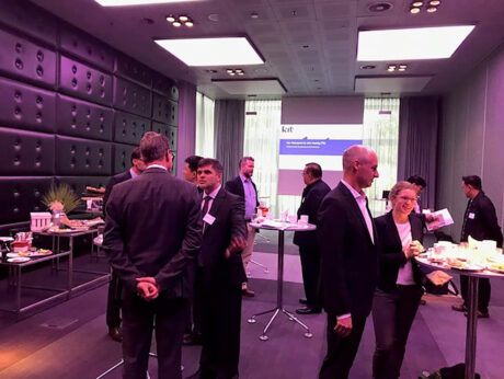Anuga cocktail reception on international trade finance