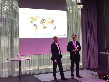 Anuga event presentation on factoring and supply chain finance