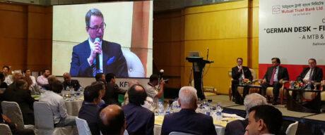 German Desk Bangladesh to discuss financing trade