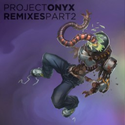 cover artwork for  - Project Onyx Remixes Part 2