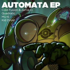 cover artwork for Various Artists - Automata EP