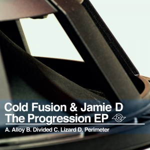 cover artwork for  - The Progression EP